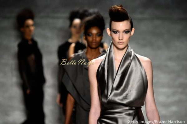 David Tlale at Mercedes-Benz Fashion Week New York 2015 David Tlale Makeup - Bellanaija - February2015046