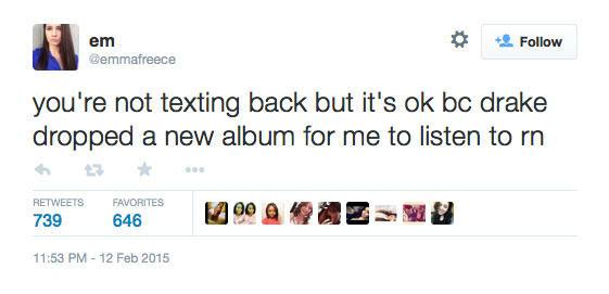 Drake Album Reactions (10)