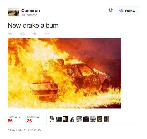 Drake Album Reactions (5)