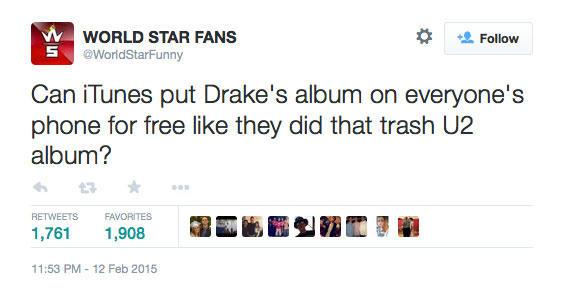 Drake Album Reactions (9)