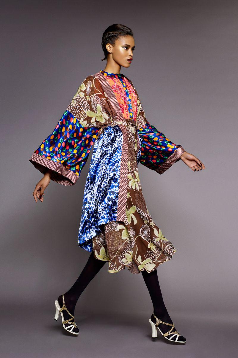 Duro Olowu Fall 2015 Collection Lookbook - Bellanaija - February2015031