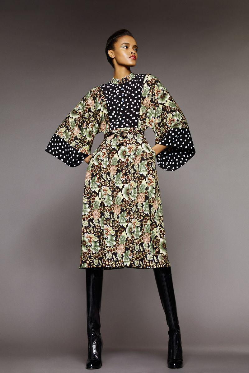 Duro Olowu Fall 2015 Collection Lookbook - Bellanaija - February2015032
