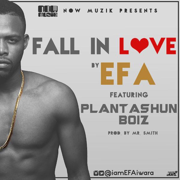 EFA Fall In Love art