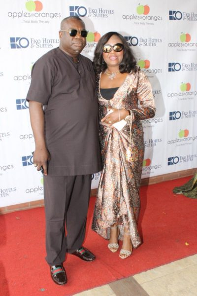 Eng Adeyemo & Omolara Faboyede