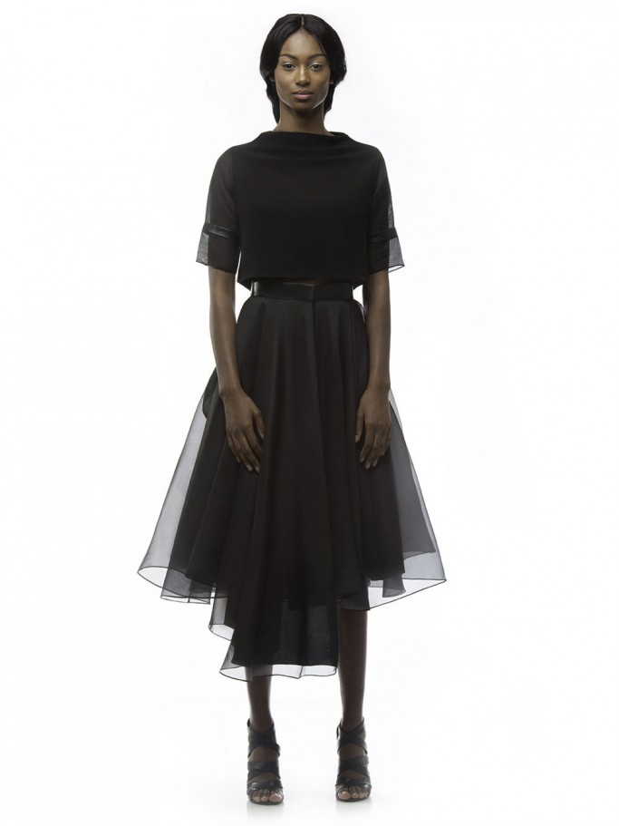 Elizabeth Divine AW2015 Collection Lookbook - BellaNaija - February20150010