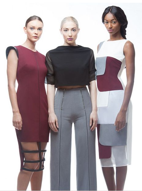 Elizabeth Divine AW2015 Collection Lookbook - BellaNaija - February20150016