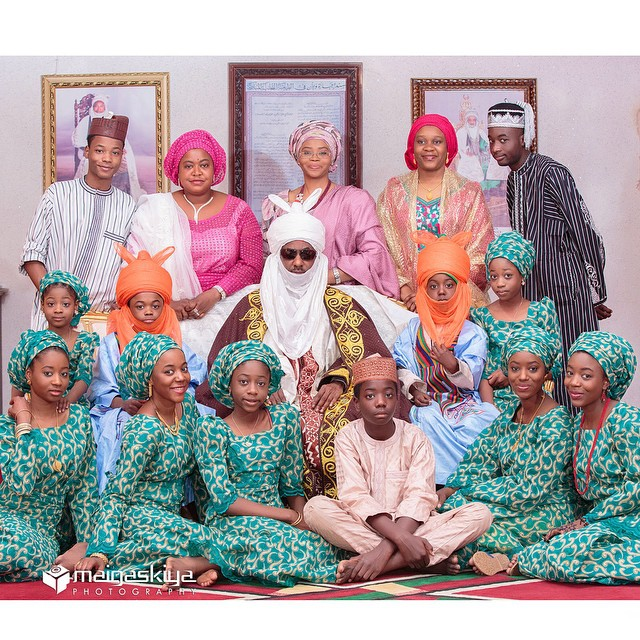 Emir of Kano - Sanusi Family