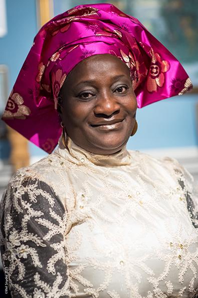 Esther Ibanga