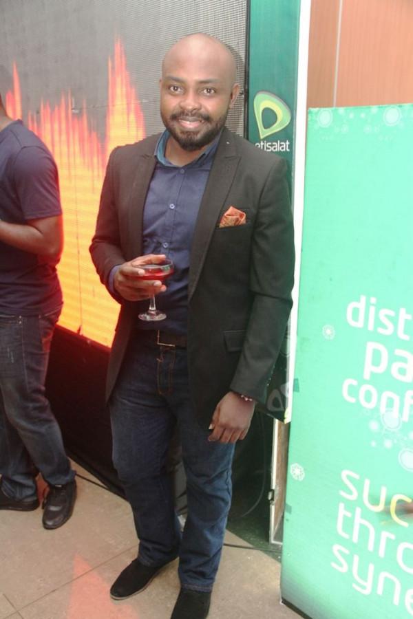 Etisalat Distribution Partners Cocktail Event - Bellanaija - January2015025