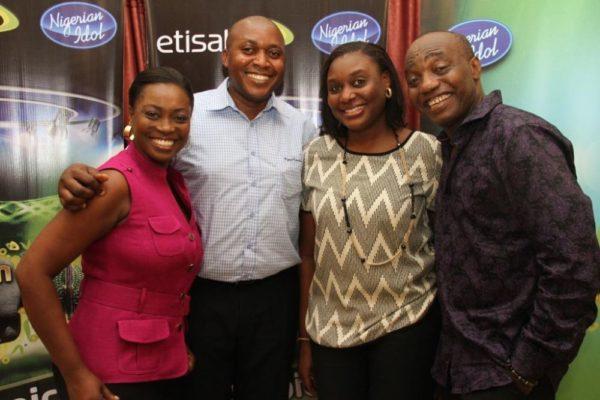 Etisalat Nigerian Idol Season 5 Premiere - Bellanaija - February2015001