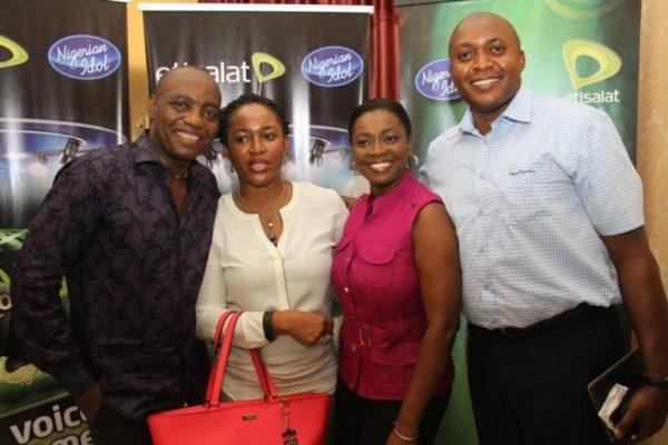 Etisalat Nigerian Idol Season 5 Premiere - Bellanaija - February2015005