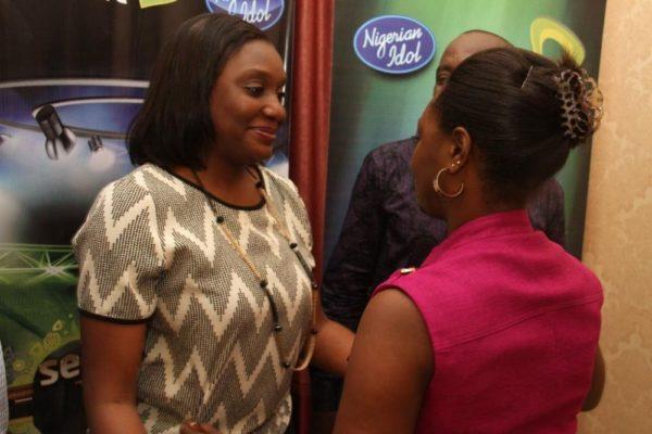 Etisalat Nigerian Idol Season 5 Premiere - Bellanaija - February2015009
