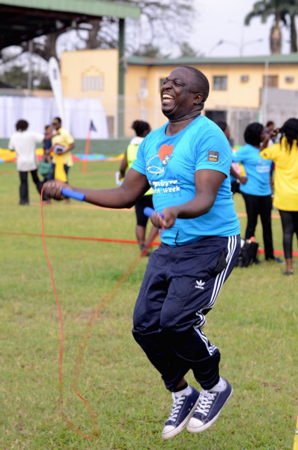 FCMB Family Fitness Day powered by Eden Lifestyle - Bellanaija - February2015004