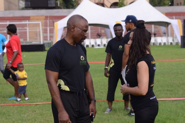 FCMB Family Fitness Day powered by Eden Lifestyle - Bellanaija - February2015005