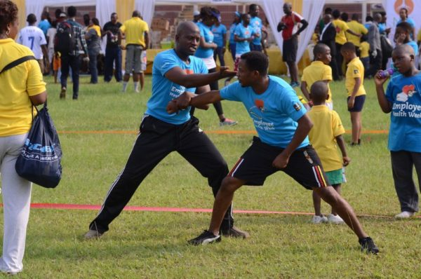 FCMB Family Fitness Day powered by Eden Lifestyle - Bellanaija - February2015006