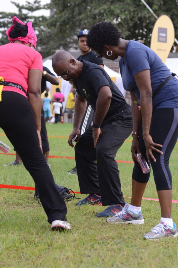 FCMB Family Fitness Day powered by Eden Lifestyle - Bellanaija - February2015009