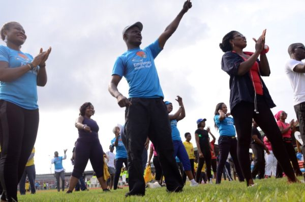 FCMB Family Fitness Day powered by Eden Lifestyle - Bellanaija - February2015012
