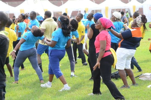 FCMB Family Fitness Day powered by Eden Lifestyle - Bellanaija - February2015013