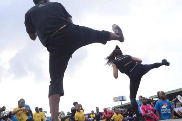 FCMB Family Fitness Day powered by Eden Lifestyle - Bellanaija - February2015014