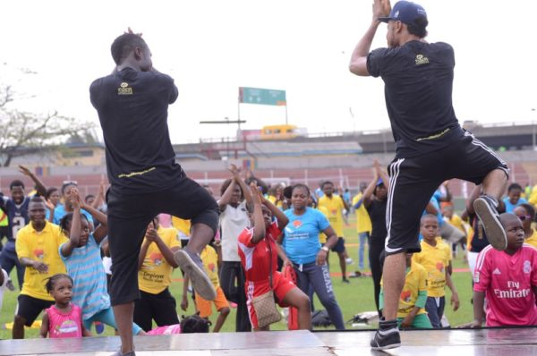 FCMB Family Fitness Day powered by Eden Lifestyle - Bellanaija - February2015015