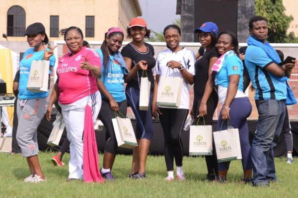 FCMB Family Fitness Day powered by Eden Lifestyle - Bellanaija - February2015022