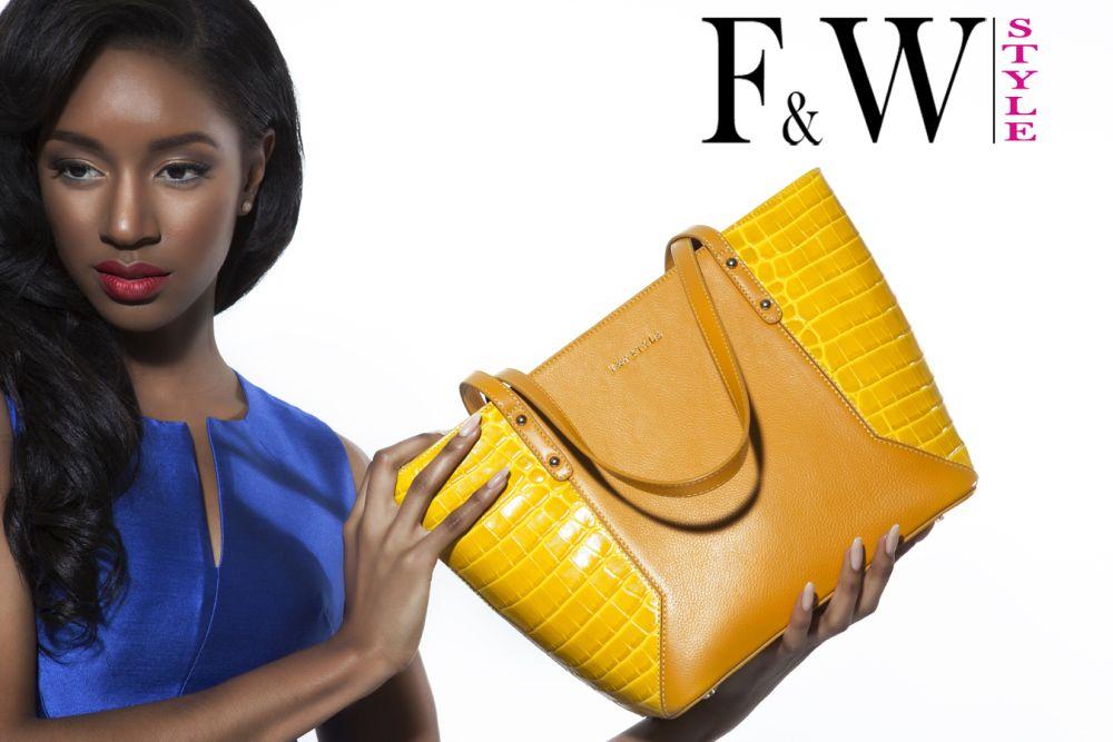 F&W Style Handbags SS2015 Ad Campaign - Bellanaija - January2015001