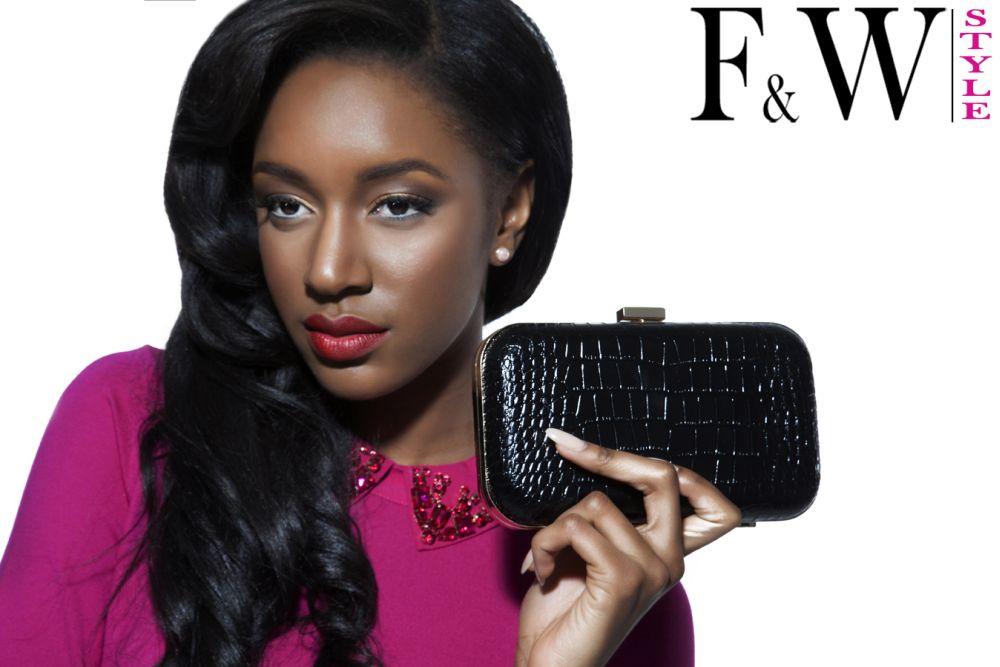 F&W Style Handbags SS2015 Ad Campaign - Bellanaija - January2015002