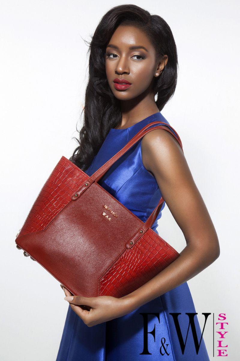 F&W Style Handbags SS2015 Ad Campaign - Bellanaija - January2015003