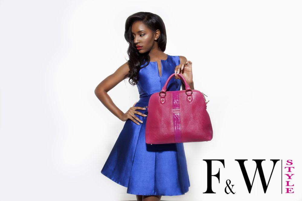 F&W Style Handbags SS2015 Ad Campaign - Bellanaija - January2015006