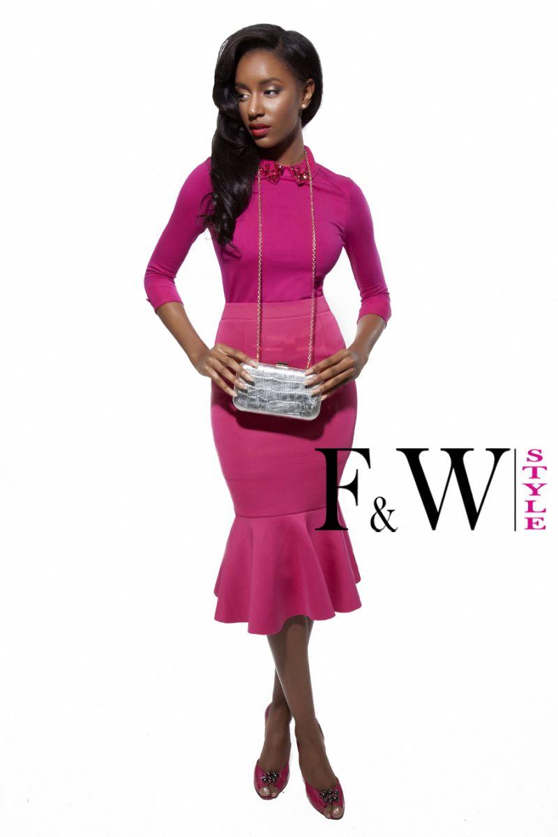 F&W Style Handbags SS2015 Ad Campaign - Bellanaija - January2015007