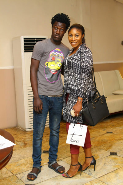 Fadeyi Fayokemi & Kaylah Oniwo