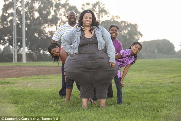 Fat Woman A