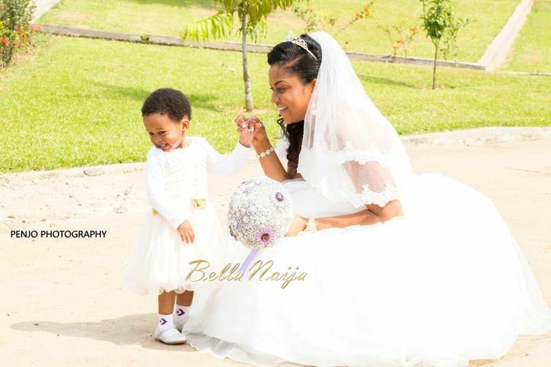Fule & Elvis | Penjo Entertainment Cameroon | couple, wheelchair love story | BellaNaija Weddings02