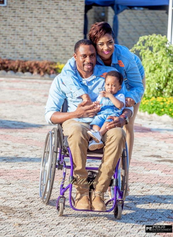 Fule & Elvis | Penjo Entertainment Cameroon | couple, wheelchair love story | BellaNaija Weddings14