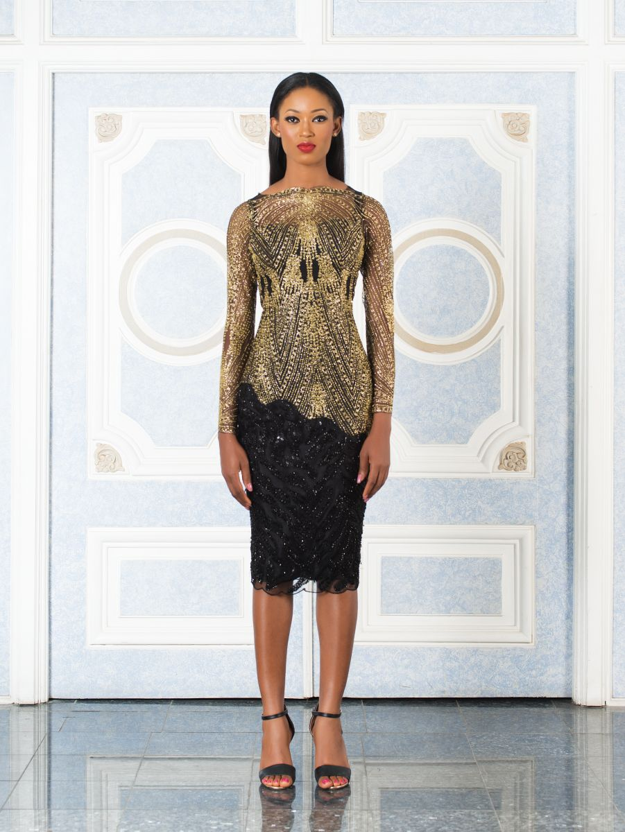 Funke Adepoju Fifth Avenue Collection - Bellanaija - February2015005