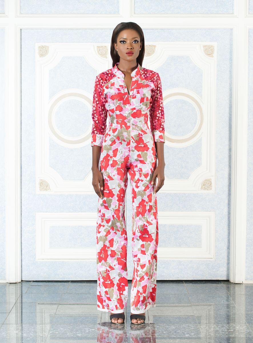 Funke Adepoju Fifth Avenue Collection - Bellanaija - February2015009