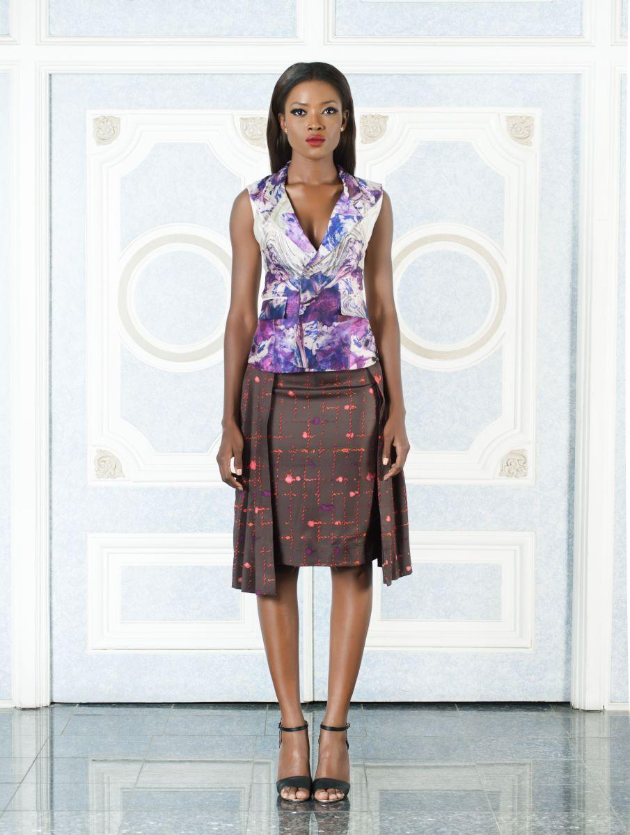 Funke Adepoju Fifth Avenue Collection - Bellanaija - February2015012