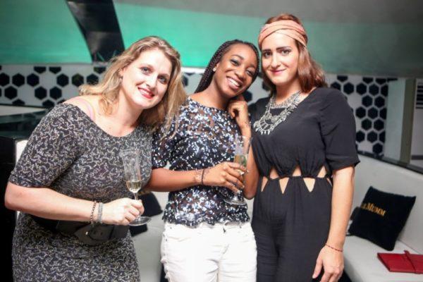 G.H. MUMM Champagne Party - Bellanaija - February2015009