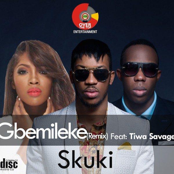 Gbemileke Remix art work