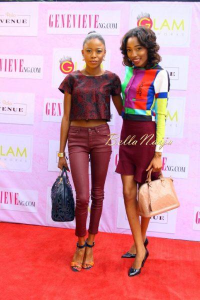 Mariam Adeyemi & Shade Onakoya