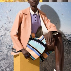 Grace Bol for W Magazine - BellaNaija - February 2015004