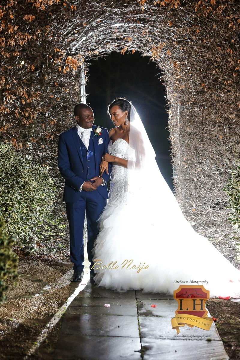Haja Anthony Maidstone Kent Uk Nigerian Wedding Litehouse Photography Bellanaija
