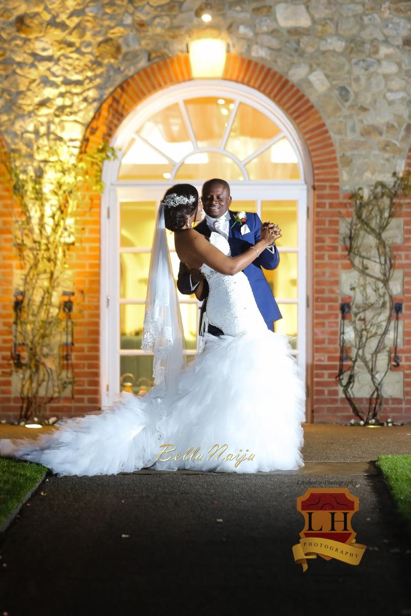 Haja & Anthony | Maidstone, Kent, UK Nigerian Wedding | Litehouse Photography | BellaNaija 201509