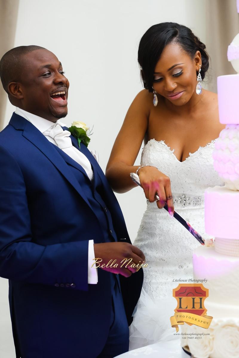 Haja & Anthony | Maidstone, Kent, UK Nigerian Wedding | Litehouse Photography | BellaNaija 201512