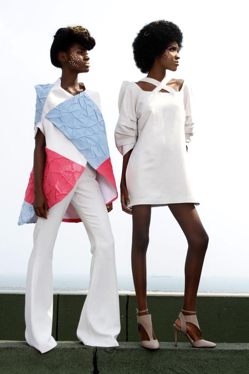 Isi Atagamen Fashion Label The Marionette - Bellanaija - February2015002