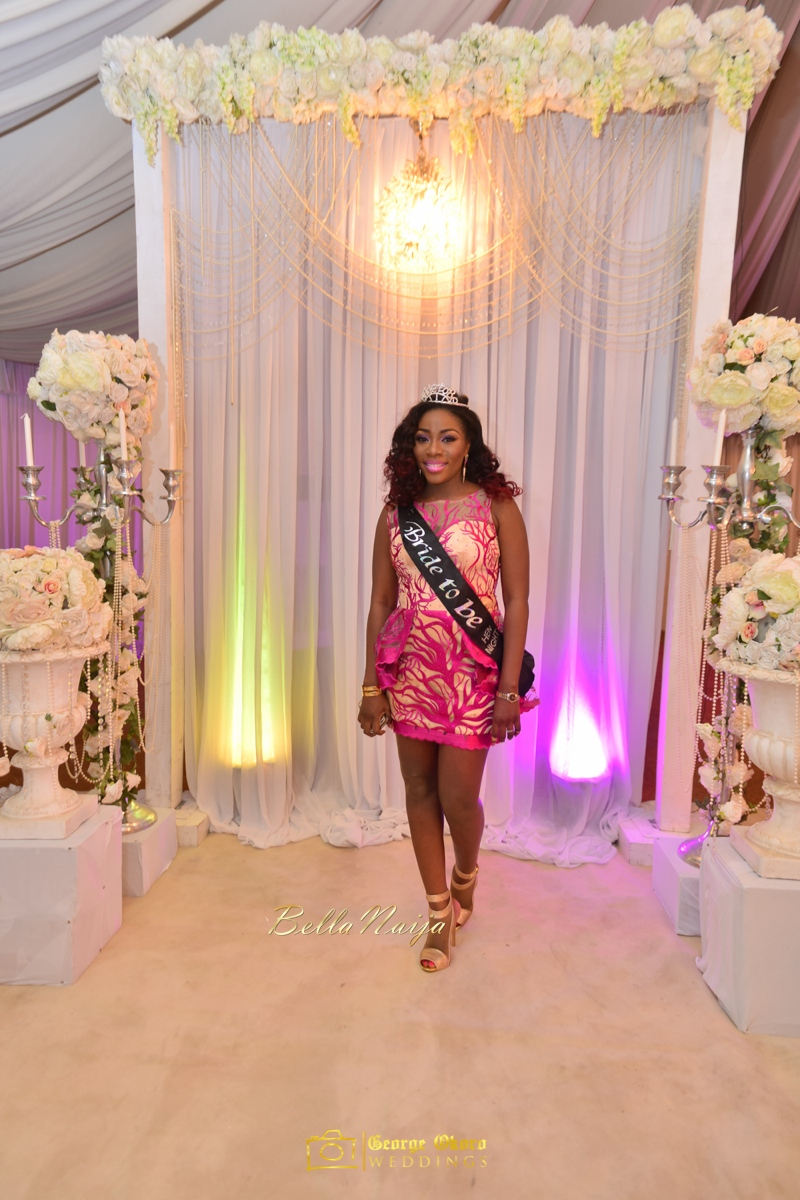 Jammie's Spectacular All-White Bridal Shower | Blue Velvet Marquee Abuja | George Okoro Photography | BellaNaija February 2015 08