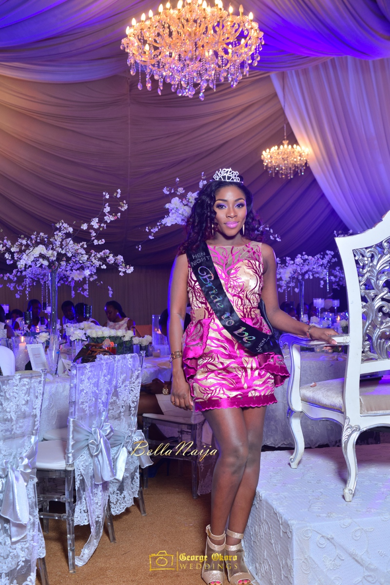 Jammie's Spectacular All-White Bridal Shower | Blue Velvet Marquee Abuja | George Okoro Photography | BellaNaija February 2015 17