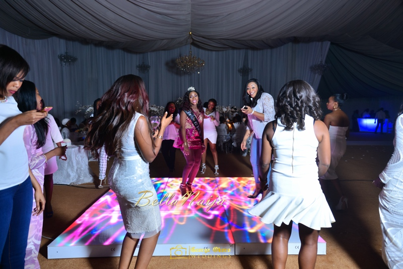 Jammie's Spectacular All-White Bridal Shower | Blue Velvet Marquee Abuja | George Okoro Photography | BellaNaija February 2015 21