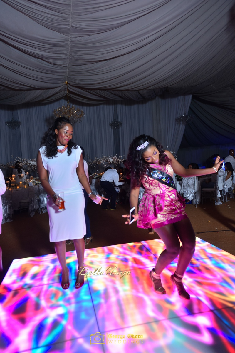 Jammie's Spectacular All-White Bridal Shower | Blue Velvet Marquee Abuja | George Okoro Photography | BellaNaija February 2015 23