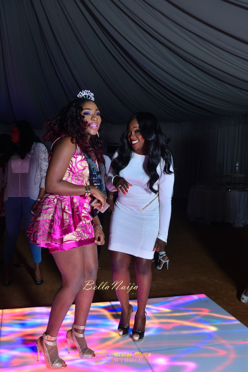 Jammie's Spectacular All-White Bridal Shower | Blue Velvet Marquee Abuja | George Okoro Photography | BellaNaija February 2015 25